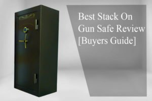 stack on gun safe review