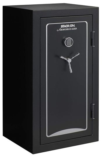 Stack-On A-40-MB-E-S Armorguard 40-Gun Safe