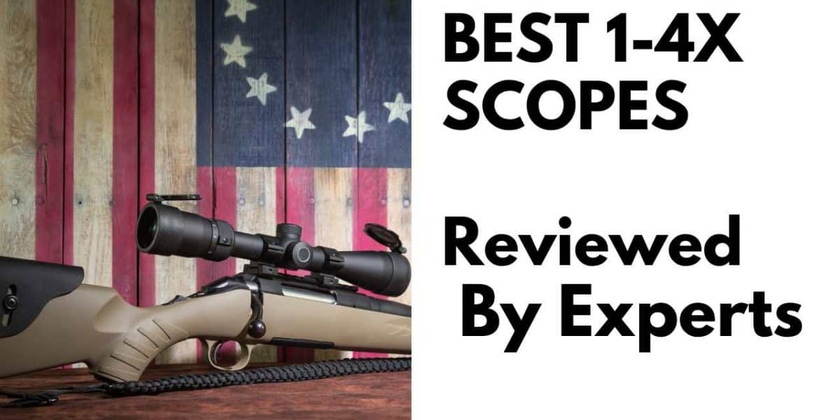Best 1-4x Scope