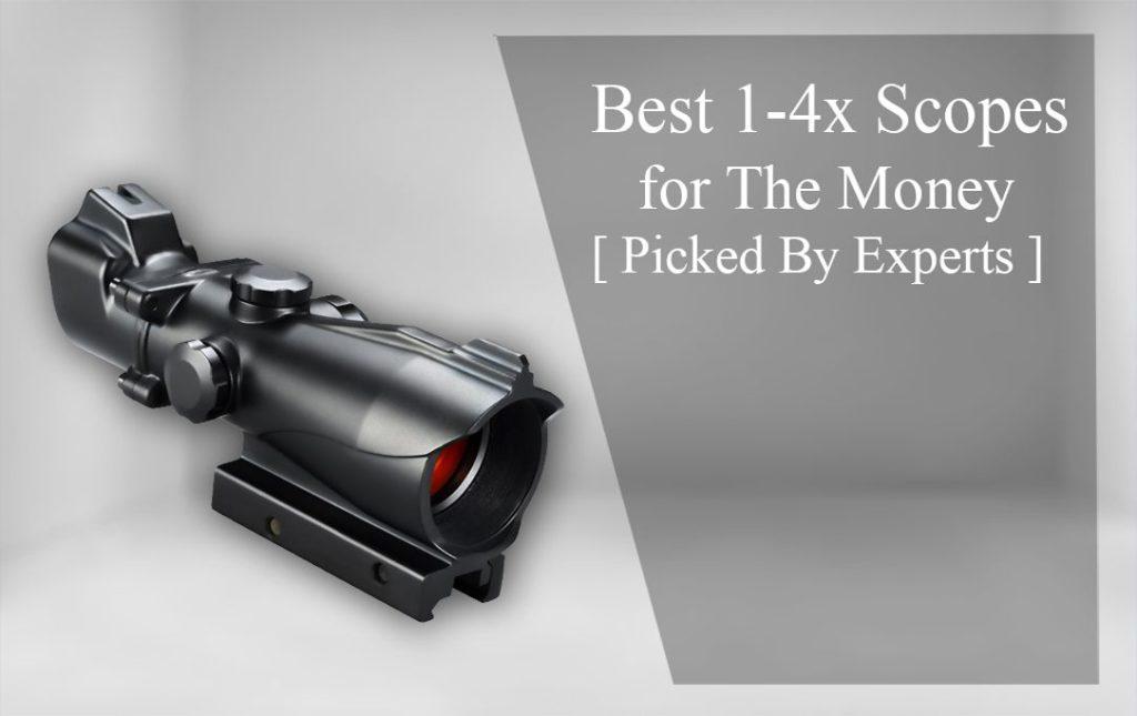best 1-4x scope