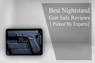 Best Nightstand Gun Safe in 2020 -Tested & Reviewed
