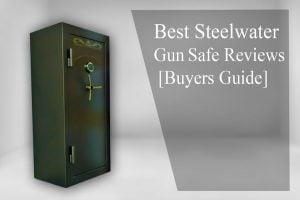 steelwater gun safe review