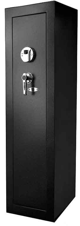Barska Quick Access Biometric Rifle Safe