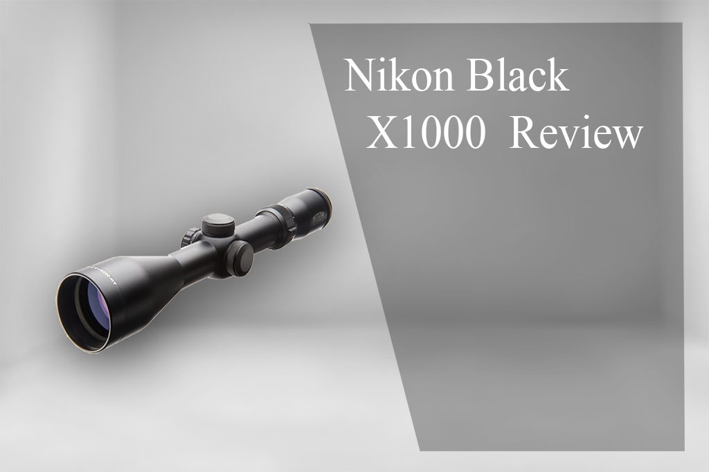Nikon Black X1000 Review