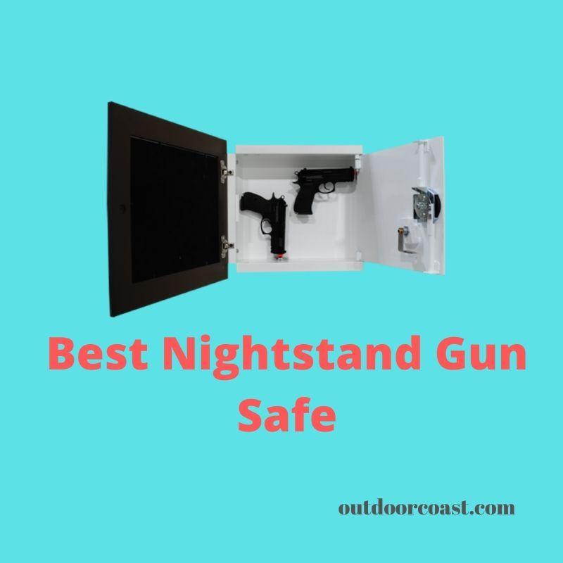 nightstand gun safe sleepsafe